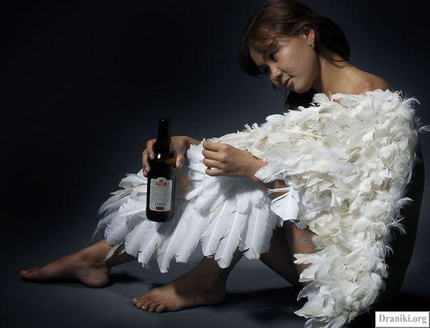 Ангел пьющий картинки