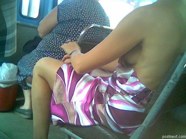 подглядывание за девушками в транспорте фото каждый день
