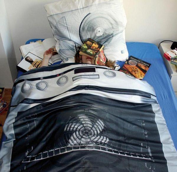 Прикольные картинки постельного белья
