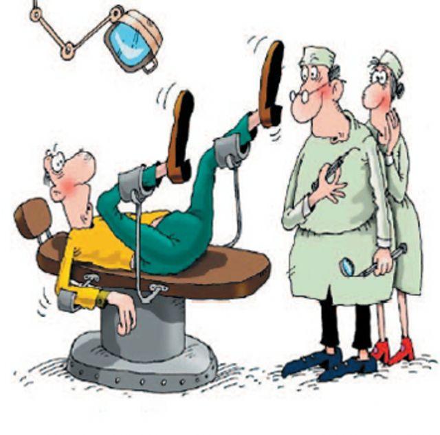 На приеме у стоматолога смешные картинки
