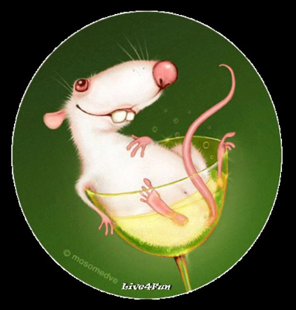 Поздравления с новым годом по знакам зодиака в год крысы спрашиваю