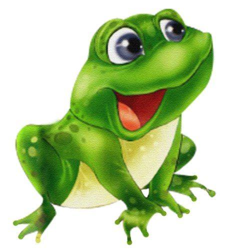 Яркий пример этому жаба