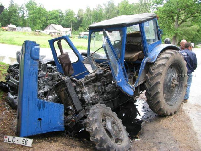 Трактора видео фото