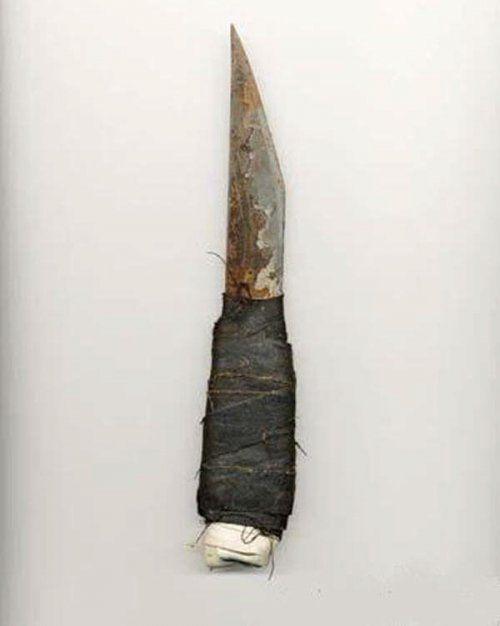 Как заточить меч в домашних условиях