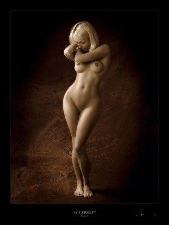 Фото арт голых девушек