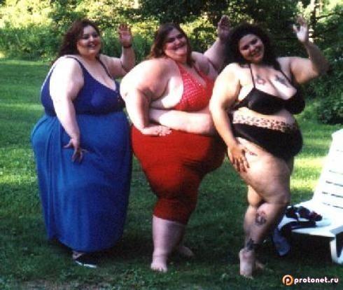 Подборка фото с толстыми