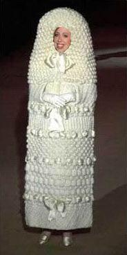 Самое дурацкое свадебное платье