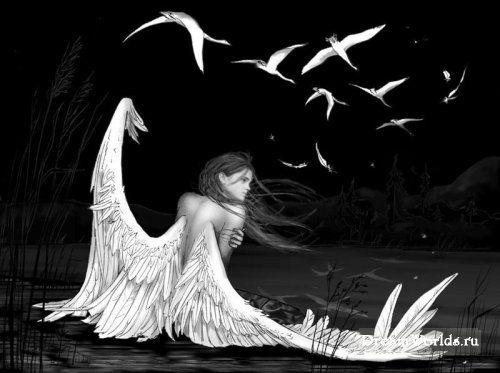 белая лебедь подруга весны караоке