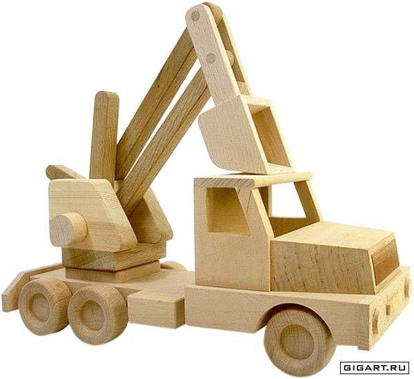 Деревянные игрушки сделанные своими руками