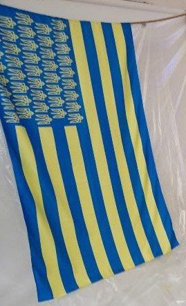 Картинка: 08.02.2010. Утверждён новый флаг Украины.: http://live4fun.ru/joke/402287