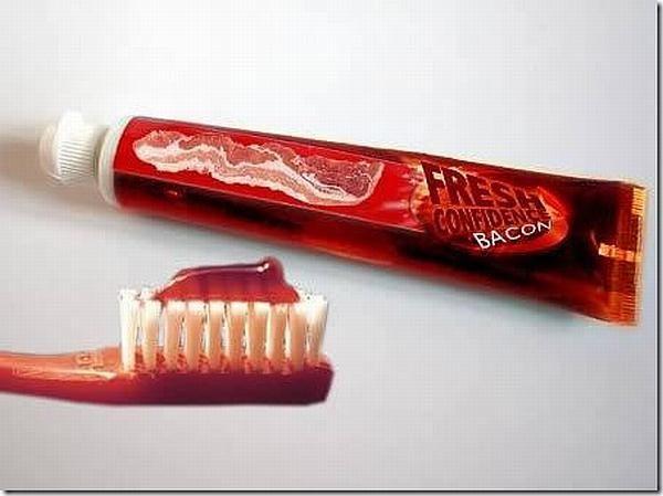 Компания утверждает что новый вид зубной пасты для