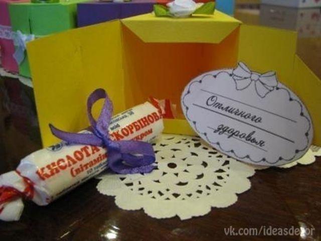 Торт подарок своими руками