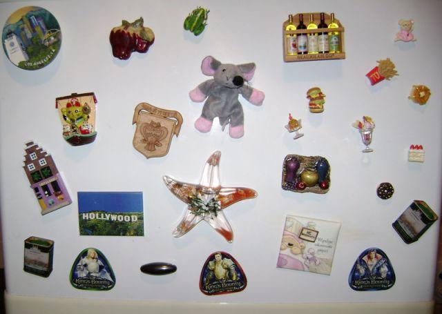 Красивые магниты своими руками на холодильник