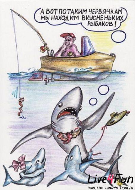 рыбалка севинфо
